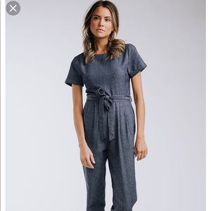 Clad and Cloth Wendy romper